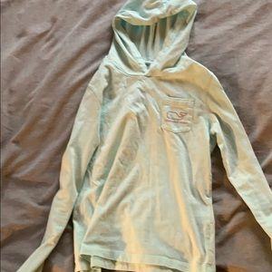 Girls Vineyard Vine hoodie